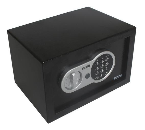 Cofre Eletrônico Digital Teclado Com Senha + 2 Chaves E20st