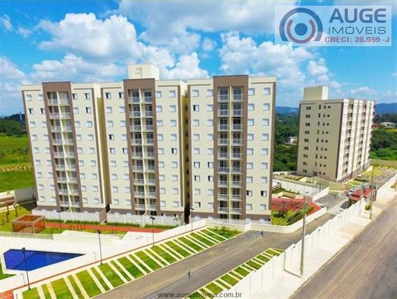 Apartamentos Em Condomínio À Venda Em Vargem Grande Paulista/sp - Compre O Seu Apartamentos Em Condomínio Aqui! - 1444171