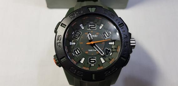 Relógio Speedo Masculino Grande Ótimo Funcionamento Perfeito