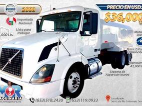 Pipa De Agua 18000 Lts Volvo 2008, Camion, Cisterna, Pipa