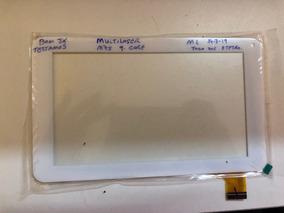 Touch Tablet Multilaser M7s Quad Core Branco