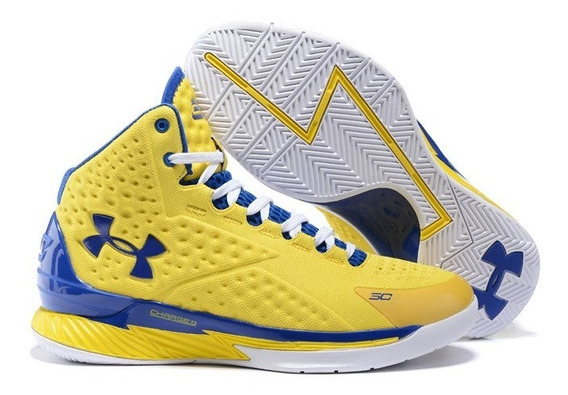 Tenis Under Armour Curry 1 Varias Cores 34 Ao 43 Na Caixa