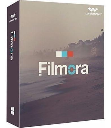 Filmora Para 32 Bits-editor De Videos-de Por Vida