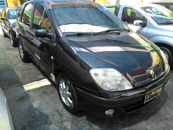 Renault Scenic Expression 1.6 Flex 2008