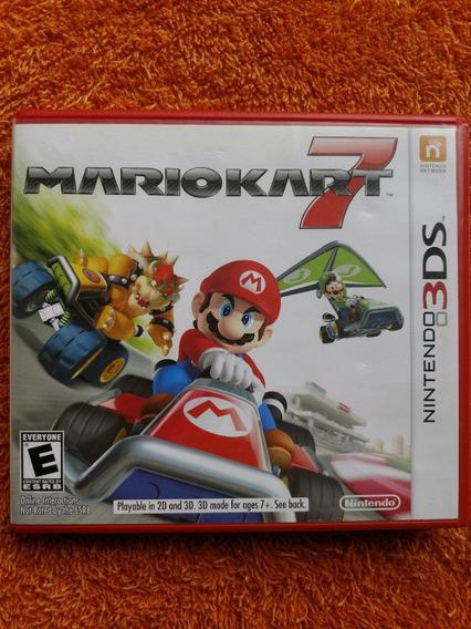 Mario Kart 7 Nintendo 3ds Frete R$13