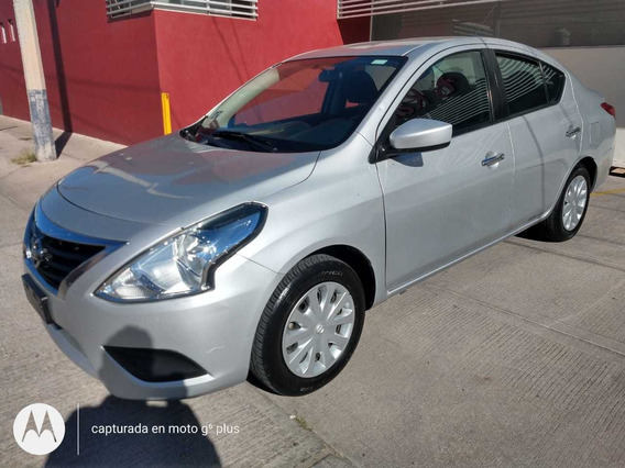 Nissan Versa 1.6 Advance L4 Man At 2015