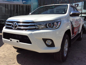 Toyota Hilux 2018 Doble Cabina Diesel 4x4 At