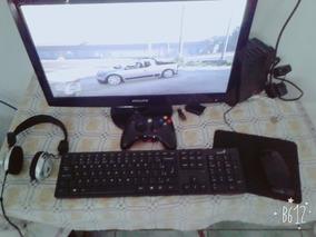 Vendo Pc Gamer Configuração: Processador Core 2 Quad, 4