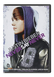 Never Say Never Justin Bieber Musical Dvd