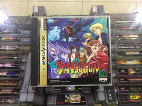 Batsugun Sega Saturno Jogo Original