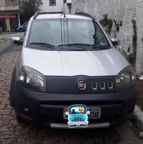 Fiat Uno 1.4 Way Flex 5p 2011