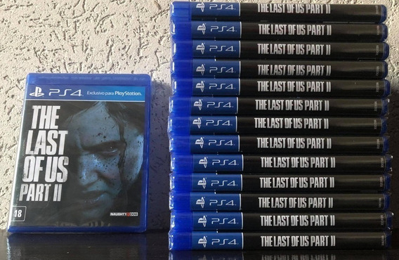 The Last Of Us: Part Il - Ps4