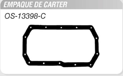 Empacadura Carter Chevrolet 196 231 252 Jeep Wagoneer 225