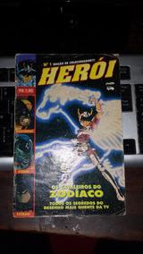 Revista -gibi- Herói - Coleção (1 A 49)
