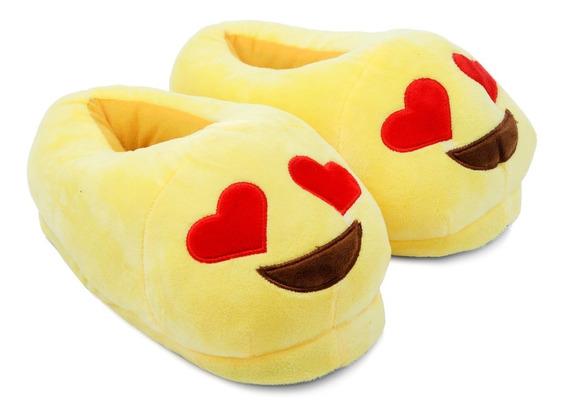 Pantufla Mujer Corderito Abrigada Cool Sweet Dreams Emoji 6