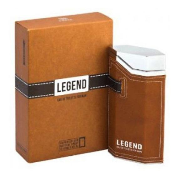 Perfume Legend Emper 100ml Edt - Lacrado Original