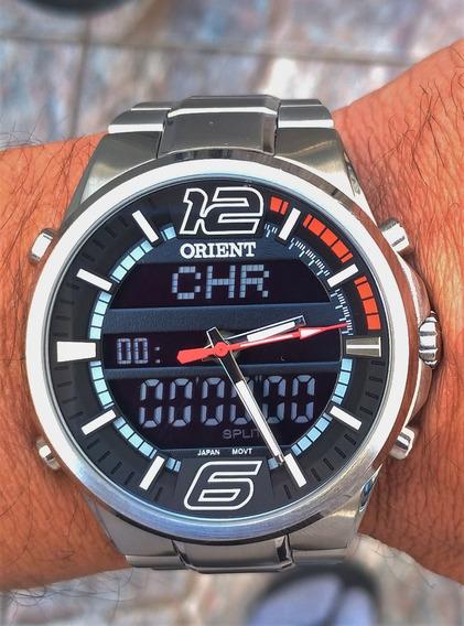 Relógio Orient Sportivo Masculino Semi-novo