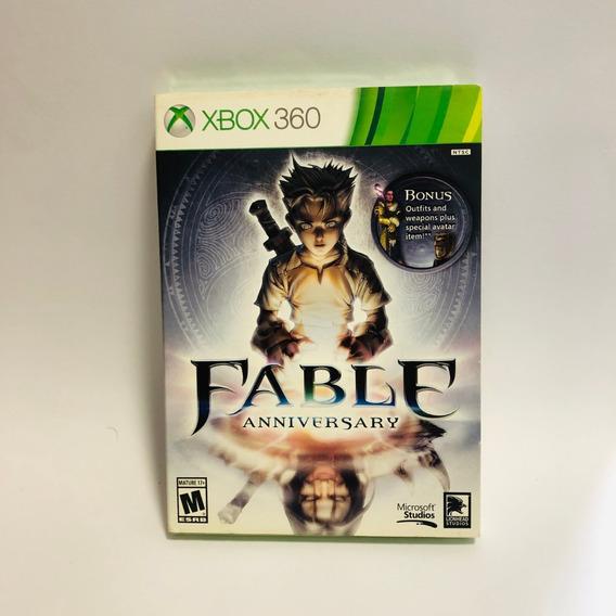 Fable Aniversary Xbox 360 Midia Fisica Lacrado