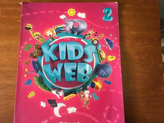 Livro Kids Web 2 + Cd-rom Frete Grátis