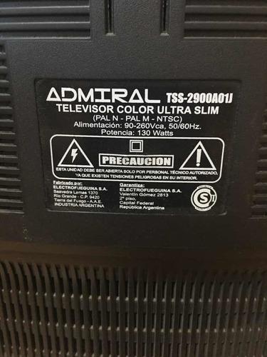 Televisor Admiral 29 Pulgadas