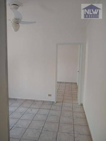 Imagem 1 de 13 de Apartamento Com 1 Dormitório À Venda, 55 M² Por R$ 260.000,00 - Bela Vista - São Paulo/sp - Ap3314