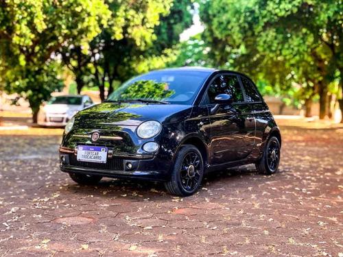 Imagem 1 de 9 de Fiat 500 Sport 1.4 Dualogic Sportfull (gas) Imp 2p