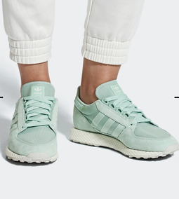 Tenis adidas Forest Grove Mujer