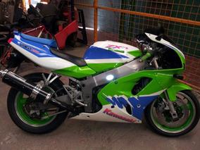 Kawasaki Zxr750 Muy Buena Permuto Financio Service Completo