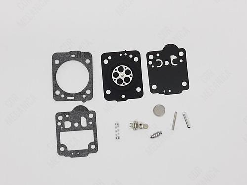 Imagen 1 de 4 de Kit Reparacion Carburador Motosierra Husqvarna 235 236 240