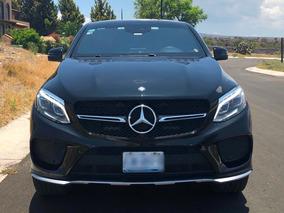Mercedes-benz Clase Gle 3.0 Coupe 43 Amg At Blindada