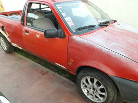 Ford Courier Pick Up Gasolera 1.7