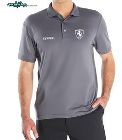 Playera Premium Tipo Polo Dryfit Envio Gratis!! Ferrari Sf