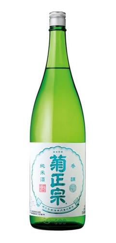 Imagen 1 de 4 de Sake Kiku-masamune Koujo (vino De Arroz) 1.8 Litros