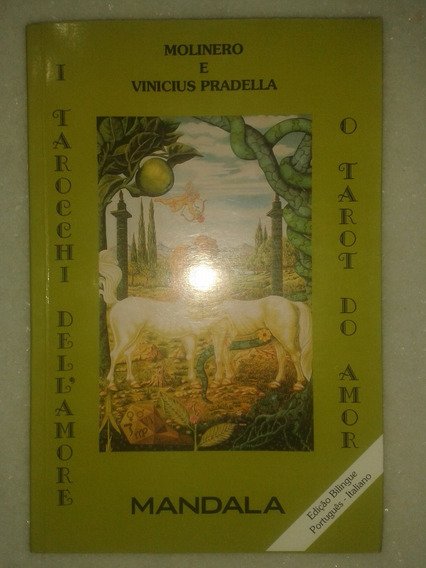 Livro O Tarot Do Amor - Molinero ( Com As Cartas!!! )