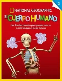 Coleccion Cuerpo Humano N° 3-4-8-9-10-12-13-14-15