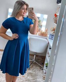Vestido Em Crepe Alfaiteria Moda Evangelica 2019
