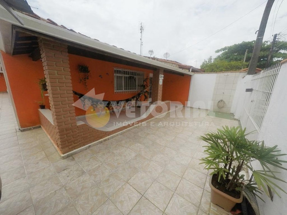 Casa Residencial Com 2 Dormitórios Com Edícula No Indaiá -caraguatatuba - Sp - Ca0237