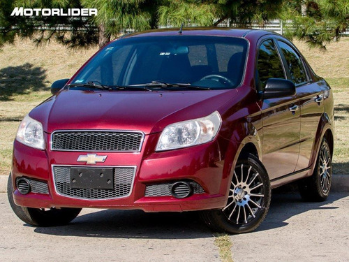 Chevrolet Aveo Ls 1.6 Motorlider - Permuta / Financia