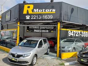 Renault Sandero 1.0 2018 Completo S/entrada R$ 1099,00