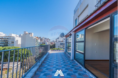 Alquila Apartamento Penthouse 1 Dor Punta Carretas