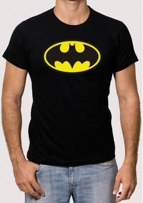 Camiseta Dc Comics (batman)