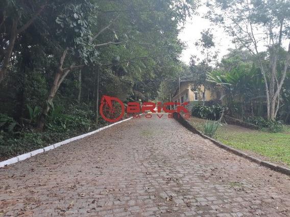 Excelente Terreno Com 21 Mil M² Na Estrada Teresópolis- Guapimirim. - Te00250 - 34227253