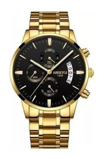 Relógio Homem De Negócios De Luxo Aprova D