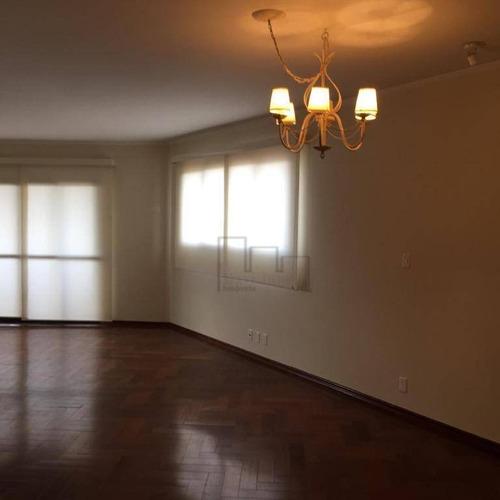 Apartamento, 193 M² - Venda Por R$ 800.000,00 Ou Aluguel Por R$ 1.800,00/mês - Centro - Sorocaba/sp - Ap1904