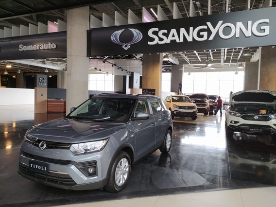 Ssangyong Tivoli Elite 4x2 Aut 2021