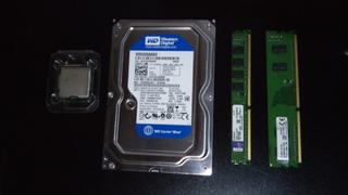 Intel Core G630 @2.7ghz, 4gb Ddr3 Ram Y 500gb Hdd
