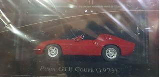 Miniatura Puma Gte Coupe 1973