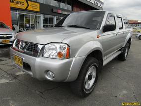 Nissan Frontier D22 4x4 Japonesa