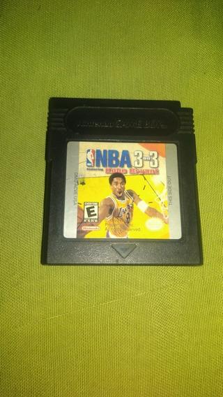 Nba Kobe Bryant Game Boy