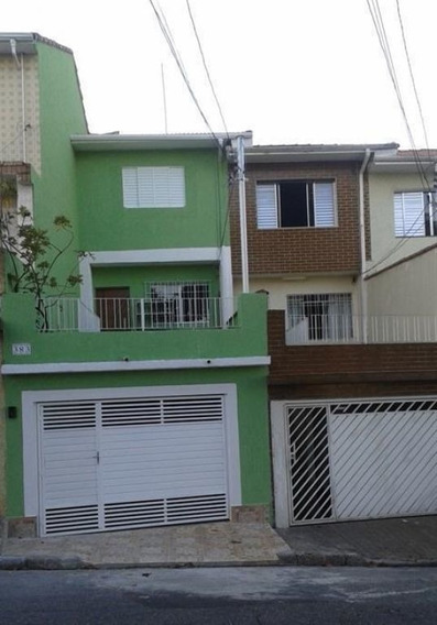 Sobrado Na Vila Nivi Para Venda Com 2 Dormitórios E 1 Vaga - Dg2903